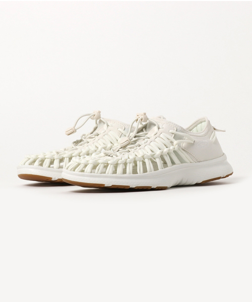KEEN UNEEK O2 (White/Harvest Gold)