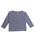 WEGO(ウィゴー)の「WEGO/バスクボーダーボートネックロングTシャツ(Tシャツ/カットソー)」 詳細画像