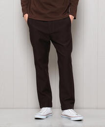 <H>TW SERGE SLIM PANTS/パンツ