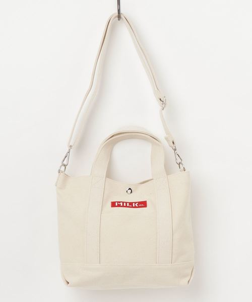 BASIC CANVAS TOTE BAG