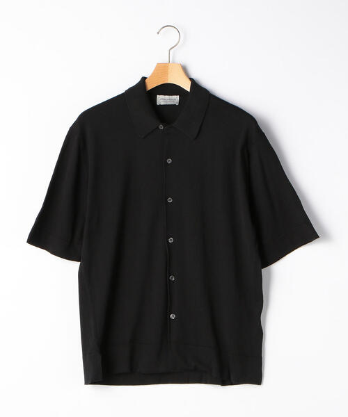 [ジョン スメドレー]★JOHN SMEDLEY S4300 ニット シャツ
