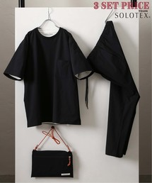 JOURNAL STANDARD(ジャーナルスタンダード)の◆【ZOZOTOWN限定】【SOLOTEX】 LIGHT STRETCH HOLIDAY SET #(Tシャツ/カットソー)