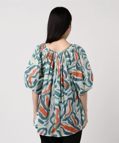 luv our days:Volume blouse PRT