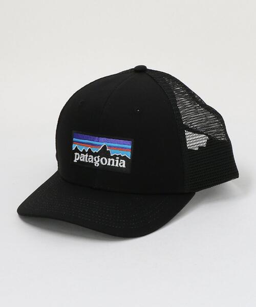 [ パタゴニア ] ★ patagonia 38 P-6 ロゴ トラッカー ハット / キャップ