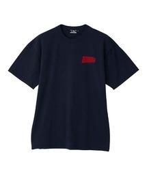 VIXEN GIRL オーバーサイズTシャツネイビー