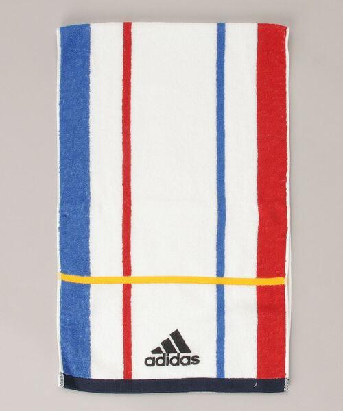 【 adidas / アディダス 】 スポーツタオル トリコロール 063639150B TOB