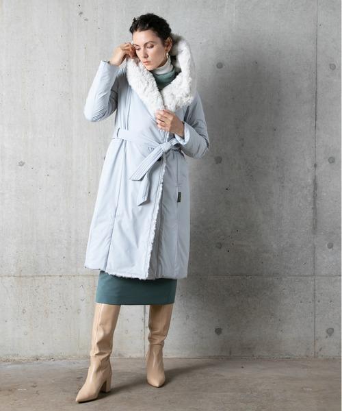 【高額売筋】 2way Collar Long Collar Coat/2WAYカラーロングコート(ダウンジャケット/コート)|YOSOOU(ヨソオウ)のファッション通販, 中古パソコン&ノート専門店 PC-X:3b84bb7c --- blog.buypower.ng