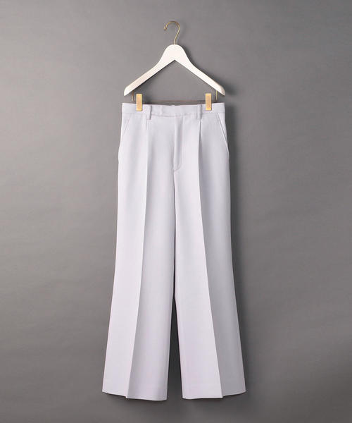 <6(ROKU)>FLARED PANTS/パンツ