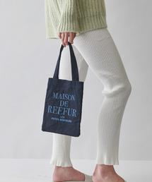 MAISON DE REEFUR(メゾンドリーファー)のリネン トートバッグ S(トートバッグ)