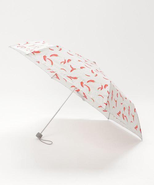折りたたみ傘  HOT CHILLIES