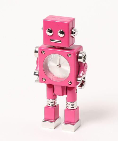 ミニチュアクロック(ロボット)