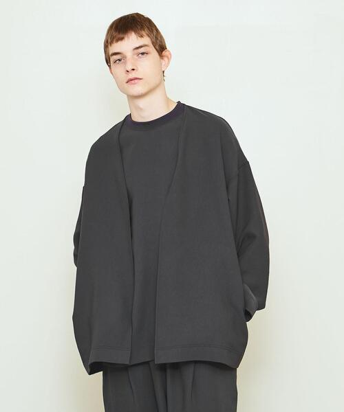 UNITED ARROWS & SONS by DAISUKE OBANA �T OVERSIZE CARDIGAN