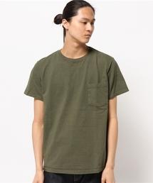 Goodwear(グッドウェア)のGOODWEAR/グッドウエア SS POCKET TEE/ポケットT(Tシャツ/カットソー)