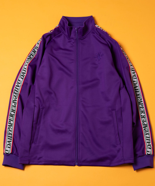DAILY PAPER DAPEVEST TRACKSUITS