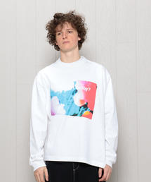 <TODAY edition>ARE YOU OFF TODAY? POCKET PHOTO T-SHIRT 2/Tシャツ