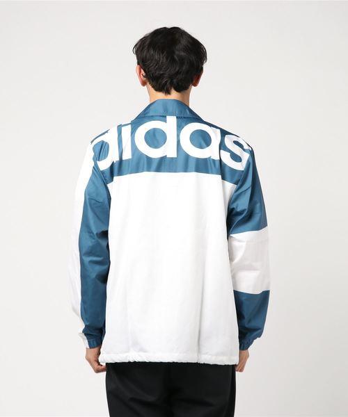 adidas Originals BIG ADI WINDBREAKER (カレッジネイビー/ホワイト)