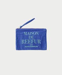 MAISON DE REEFUR(メゾンドリーファー)のリネン ポーチ(ポーチ)