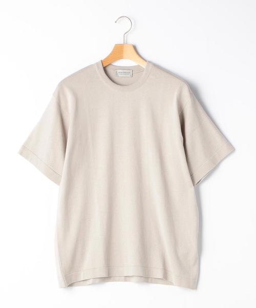 [ジョン スメドレー]★JOHN SMEDLEY S4302 ニットTシャツ
