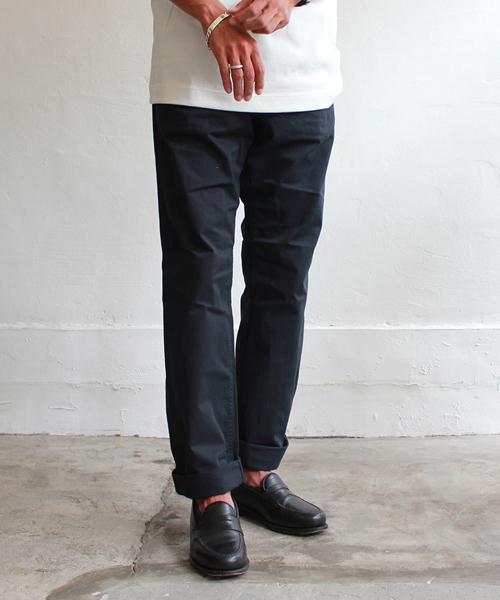 新品本物 【A VONTADE】ア ボンタージ/Classic Chino Trousers-Regular Fit-, イタリアンジュエリー OE 98ac2cc1