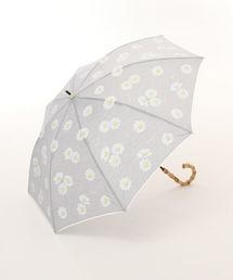 Cocoonist(コクーニスト)のフラワー柄晴雨兼用長傘 日傘(長傘)