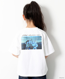 devirock(デビロック)のトイストーリー 転写プリントビックシルエットTシャツ(Tシャツ/カットソー)
