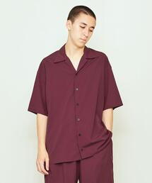 UNITED ARROWS & SONS(ユナイテッドアローズ&サンズ)CHEESE OPEN SHIRT