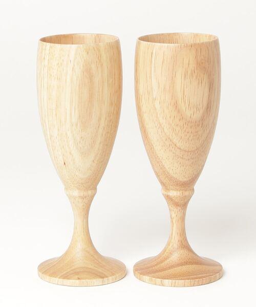 【EAGLE PRODUCTS】イーグルプロダクツ CHAMPAGNE GLASSES ワイングラス 2Pセット
