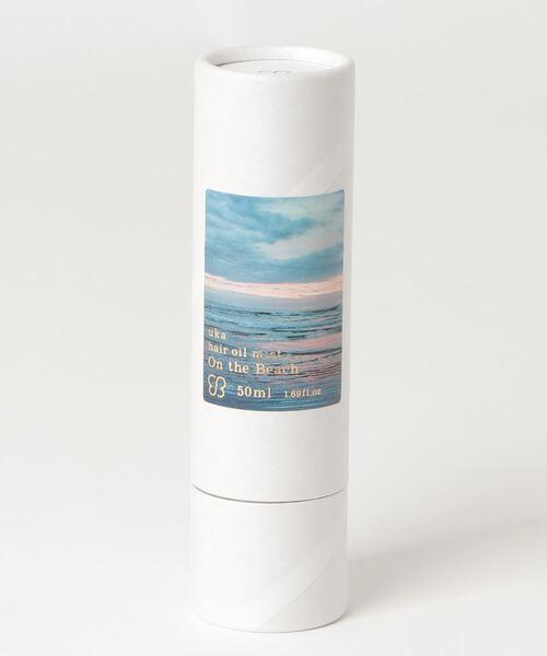 <uka> hair oil mist On the Beach