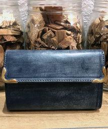 cramp(クランプ)のCRAMP サイド金具 三つ折り財布(財布)