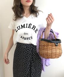 Loungedress(ラウンジドレス)のプリントTシャツ(Tシャツ/カットソー)