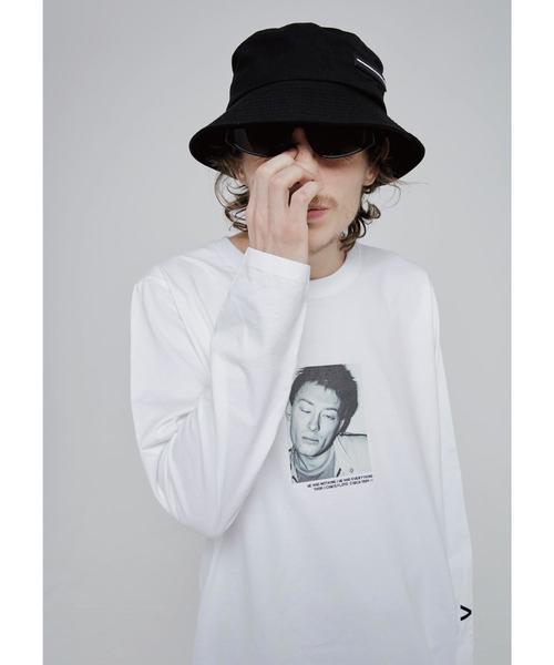 <Tourne de Transmission × CHRIS FLOYD> CREEP LS TEE/Tシャツ