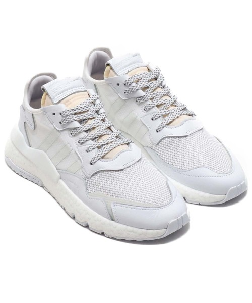 海外最新 adidas (FTWR Originals WHITE/CRYSTAL NITE JOGGER (FTWR WHITE/CRYSTAL WHITE/CRYSTAL NITE WHITE)(スニーカー)|adidas(アディダス)のファッション通販, ユニチョウ:cdb3f4c7 --- pyme.pe