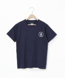 【ウィメンズ】SUNNY SPORTS(サニースポーツ)別注USAコットン BEACH CLEAN Tシャツ