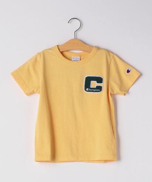 〔別注〕CHAMPION(チャンピオン)サガラワッペンTシャツ