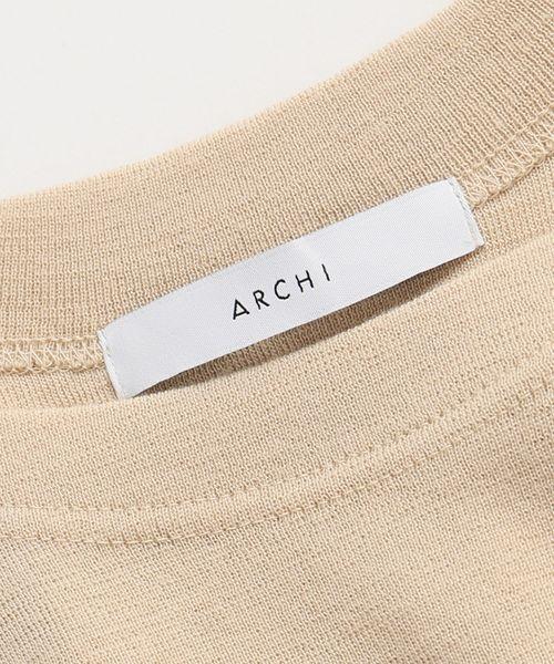 ARCHI ボディスーツトップ◆