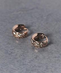 <BROWN DIAMOND(ブラウン ダイヤモンド)> KBB004PPG ピアス ■■■▲