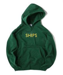 SHIPS(シップス)のSU: SHIPSロゴ エンブロイダリー パーカー ■(パーカー)