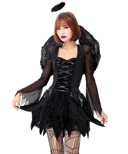 コスプレ・ハロウィン衣装/魔天使