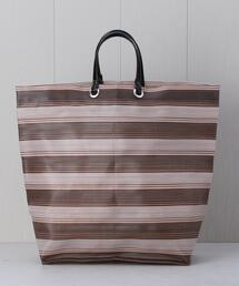 <DONKEY>BORDER TOTE BAG/バッグ
