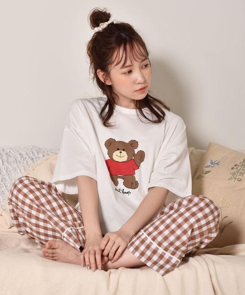 【セットアイテム】Bear Tee リラックスセット