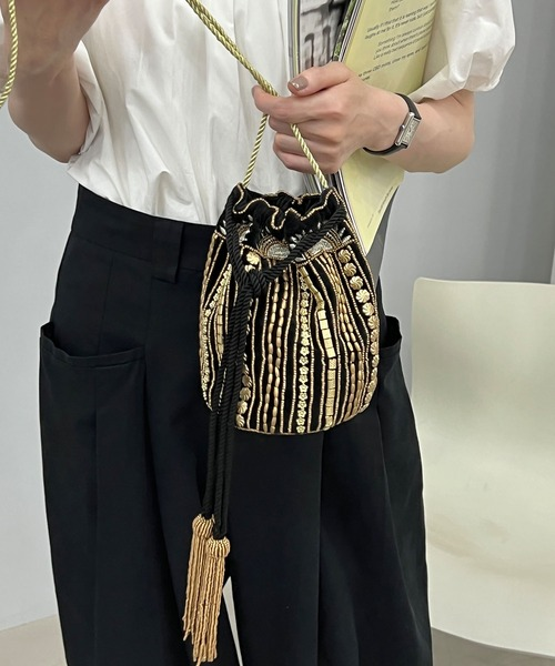 【chuclla】Handmade bijou bag cb-2 chas2