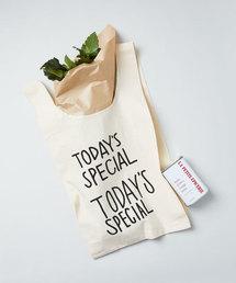 TODAY'S SPECIAL(トゥデイズスペシャル)のMINI MARCHE BAG/ミニマルシェバッグ(エコバッグ/サブバッグ)