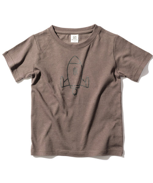c501a0462ef02e セール】全20柄 プリント半袖Tシャツ(Tシャツ/カットソー)|devirock ...