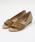 GAIMO(ガイモ)の「◆[ガイモ]gaimo CS FLT サンダル(サンダル)」|ベージュ
