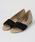 GAIMO(ガイモ)の「◆[ガイモ]gaimo CS FLT サンダル(サンダル)」|ブラック