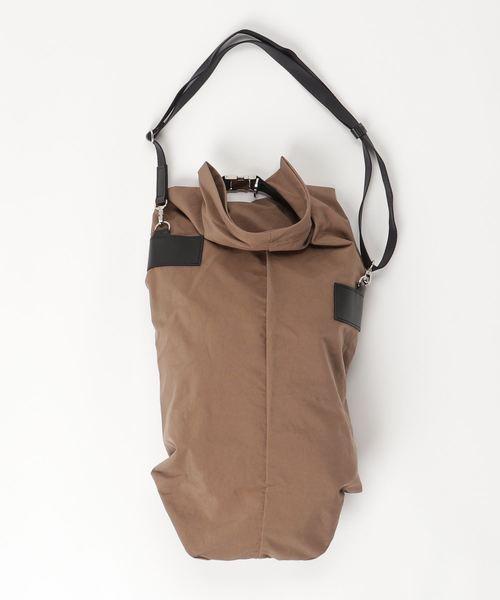 【ITTI】ANNIE RICE BAG-BIG /packer