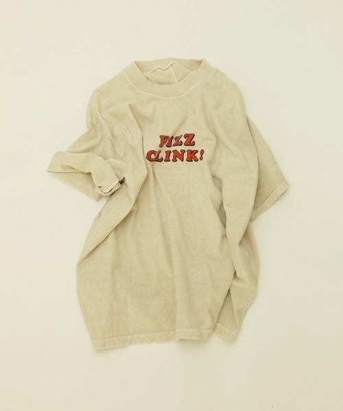 FIZZ CLINK Tシャツ