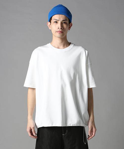 GDC(ジーディーシー)の「BALOON TEE(Tシャツ/カットソー)」|ホワイト