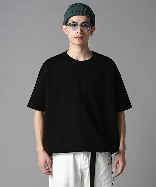 GDC(ジーディーシー)の「BALOON TEE(Tシャツ/カットソー)」|ブラック