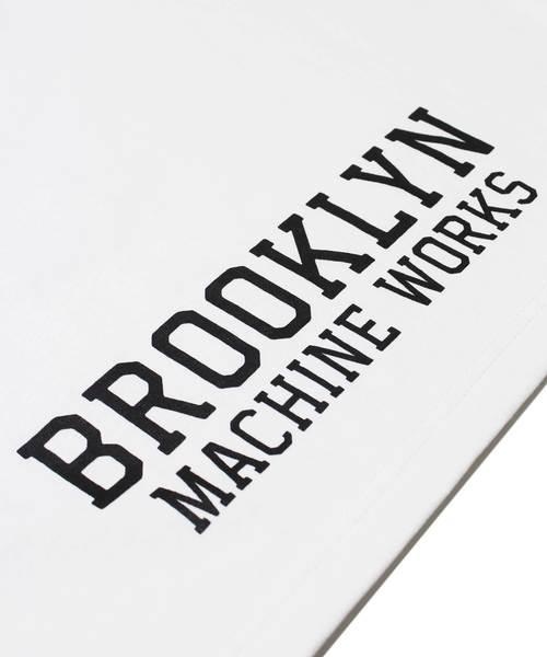 【BROOKLYN MACHINE WORKS/ブルックリンマシーンワークス】7.1oz HEAVY WEIGHT T-1 L
